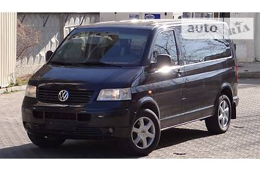Volkswagen T5 (Transporter) пасс. 2.5  2005