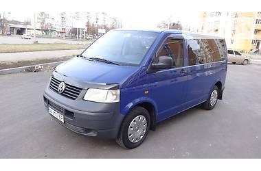 Volkswagen T5 (Transporter) пасс. 2.5 TDI  2004