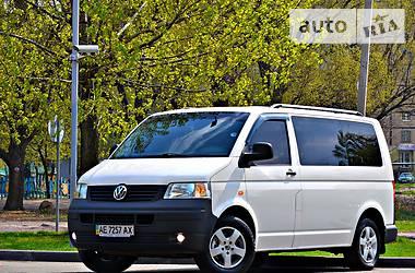 Volkswagen T5 (Transporter) пасс. ***MAKSIMAL*** 2007