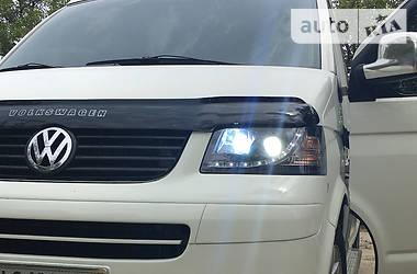 Volkswagen T5 (Transporter) пасс. Long 2006