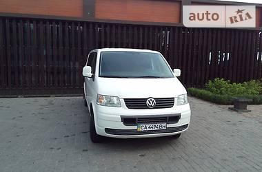 Volkswagen T5 (Transporter) пасс.  2008
