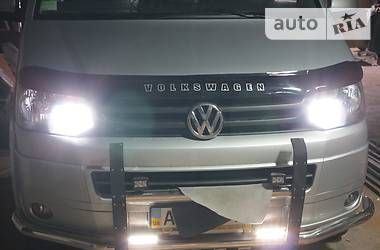 Volkswagen T5 (Transporter) пасс.  2012