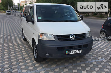 Volkswagen T5 (Transporter) пасс. 1.9 TDI 2008