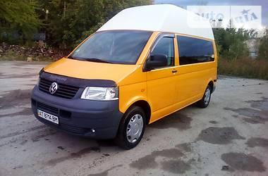 Volkswagen T5 (Transporter) пасс. MAXI 2006