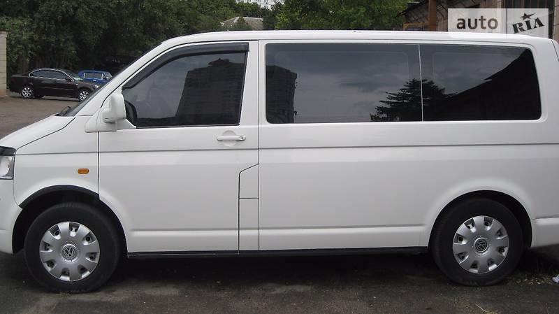 Volkswagen Transporter 2005 года
