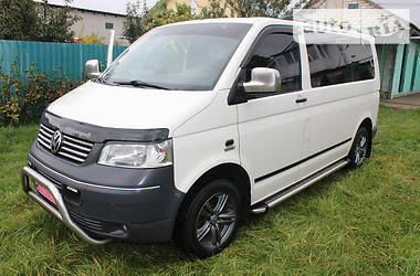 Volkswagen T5 (Transporter) пасс. INDIVIDUAL 2006