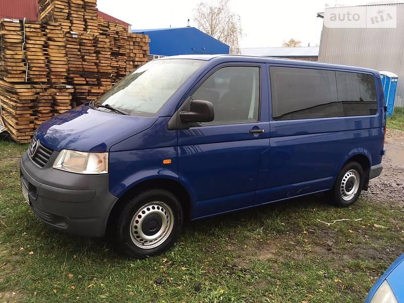 Volkswagen Transporter 2006 года