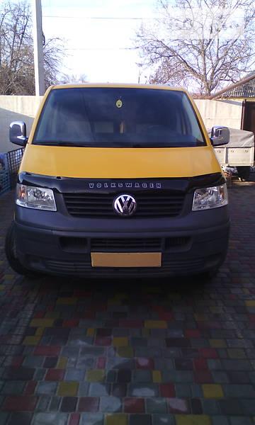Volkswagen Transporter 2009 року