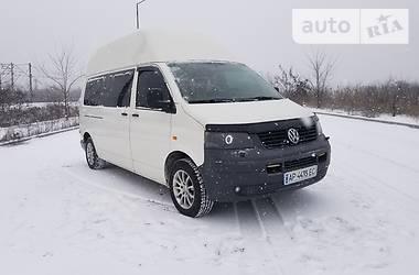 Volkswagen T5 (Transporter) пасс. 4 motion 2006