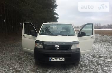 Volkswagen T5 (Transporter) пасс.  2006