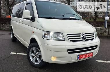 Volkswagen T5 (Transporter) пасс. 2.5 TDI 2008