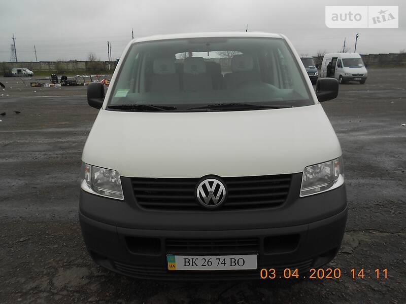 Купе Volkswagen T5 (Transporter) пасс.