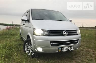 Volkswagen T5  2012