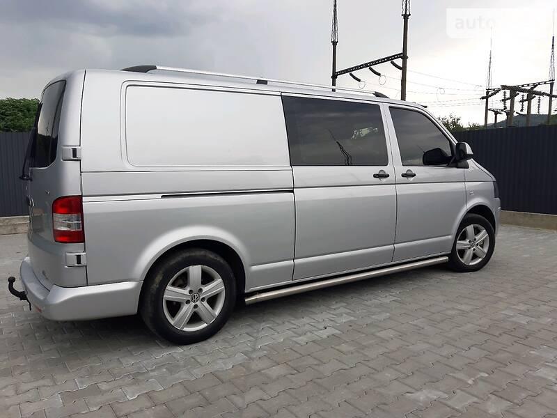 Volkswagen T6 (Transporter) груз-пасс.