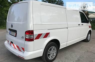 Volkswagen T6 (Transporter) груз 4WDlong 2014