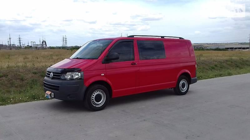 Volkswagen Transporter 2012 року