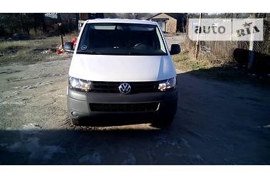 Volkswagen T6 (Transporter) пасс.  2010