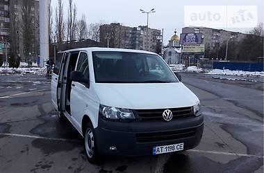Volkswagen T6 (Transporter) пасс. 2.0 tdi avtomat  2012