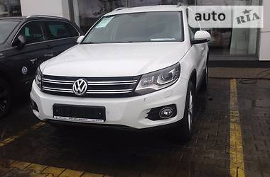 Volkswagen Tiguan Track and Style 2016