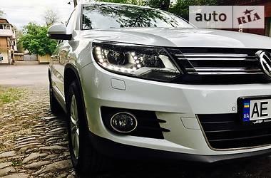 Volkswagen Tiguan SportStyle 4motion 2016