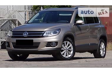 Volkswagen Tiguan LED Optica Official 2012