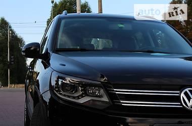 Volkswagen Tiguan 2.0 TDI 2012