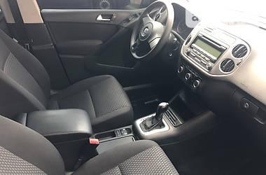 Volkswagen Tiguan 4x4 2011