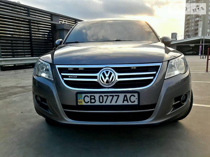 Volkswagen Tiguan 2010 року