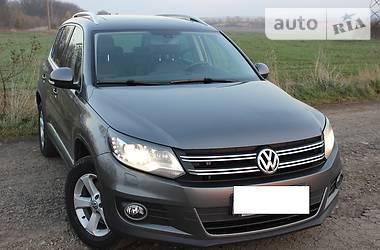 Volkswagen Tiguan 2.0 TDI 2011