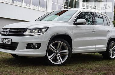 Volkswagen Tiguan R-Line Panorama 2014