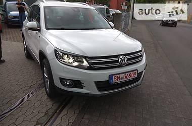 Volkswagen Tiguan Sport Lounge 2015
