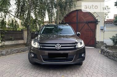 Volkswagen Tiguan 2.0 TDI 4motion 2013