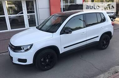 Volkswagen Tiguan Sport 2014