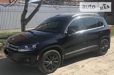 Volkswagen Tiguan Cross 2012