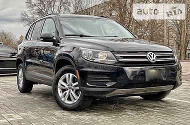 Volkswagen Tiguan Black Edition 2015