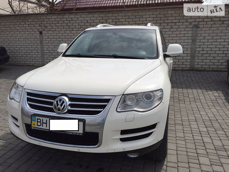 Volkswagen Touareg 2009 года