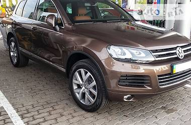 Volkswagen Touareg X Edition 2013