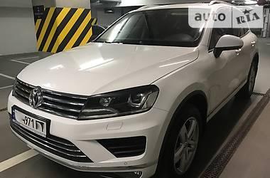 Volkswagen Touareg TDI 2015