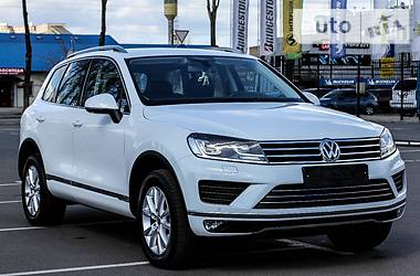 Volkswagen Touareg 2015 2015