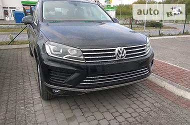 Volkswagen Touareg LIFE 245к.с. 2017