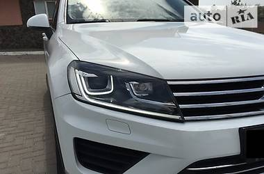Volkswagen Touareg RESTYLING 2015