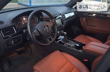 Volkswagen Touareg Edition X 2014