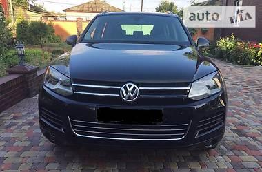 Volkswagen Touareg 3.0 V6 TDI 2011