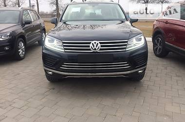 Volkswagen Touareg Premium Life 2017