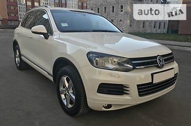 Volkswagen Touareg 3.0 V6 TDI Sport+ 2012