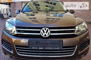 Volkswagen Touareg Premium Life 2012