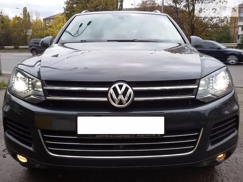 Volkswagen Touareg 2012 року