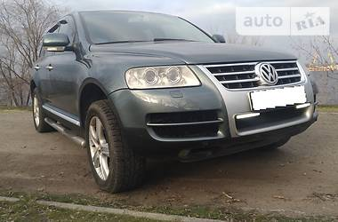 Volkswagen Touareg 2.5 R5 TDI 2005