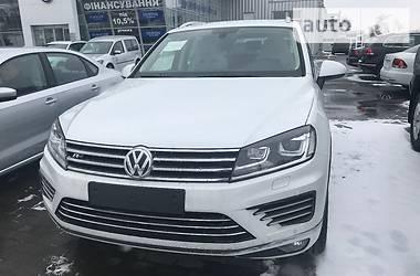 Volkswagen Touareg Premium R-line 2018