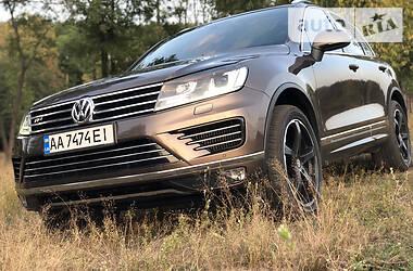 Volkswagen Touareg R Line 2014